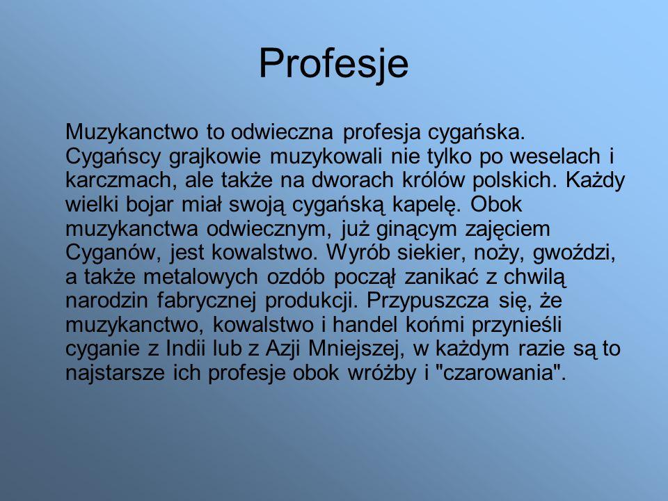 Profesje
