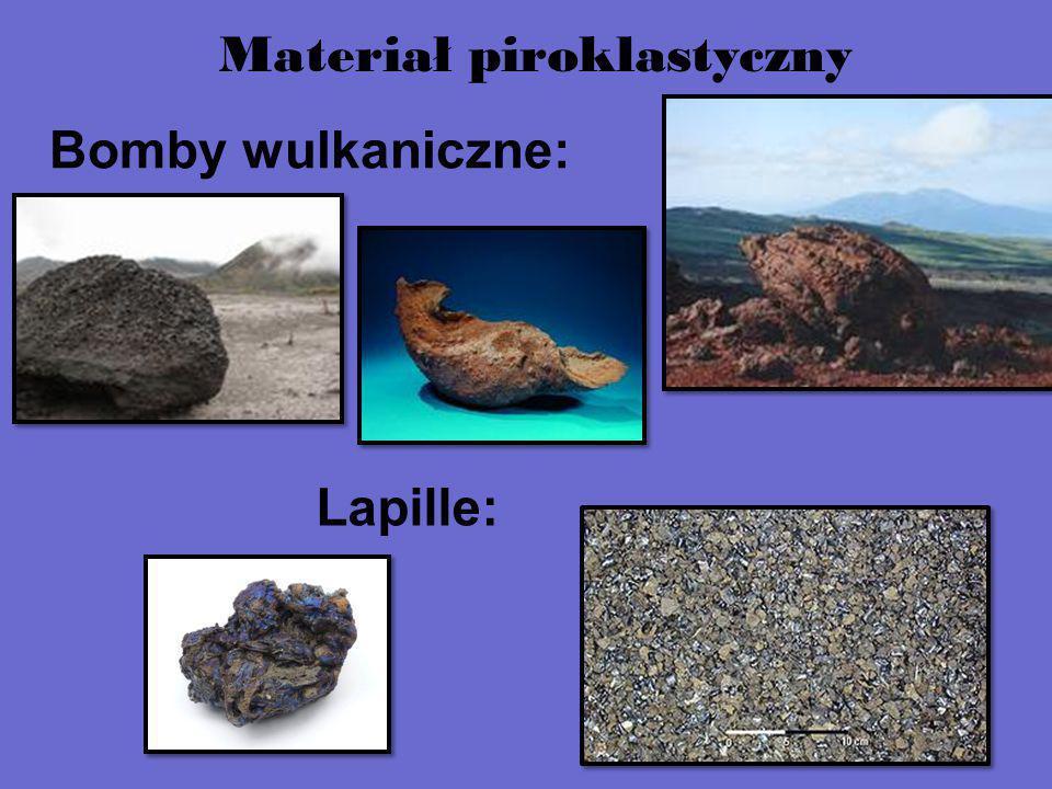 Materiał piroklastyczny