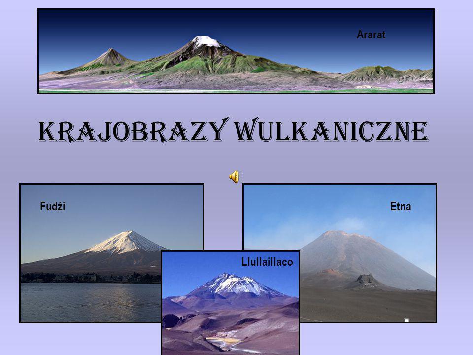 Krajobrazy wulkaniczne