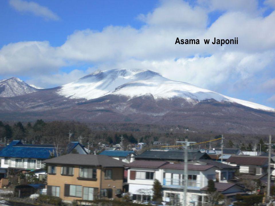 Asama w Japonii