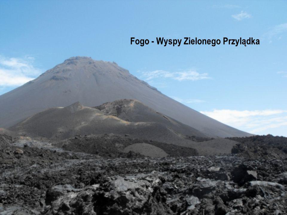 Fogo - Wyspy Zielonego Przylądka