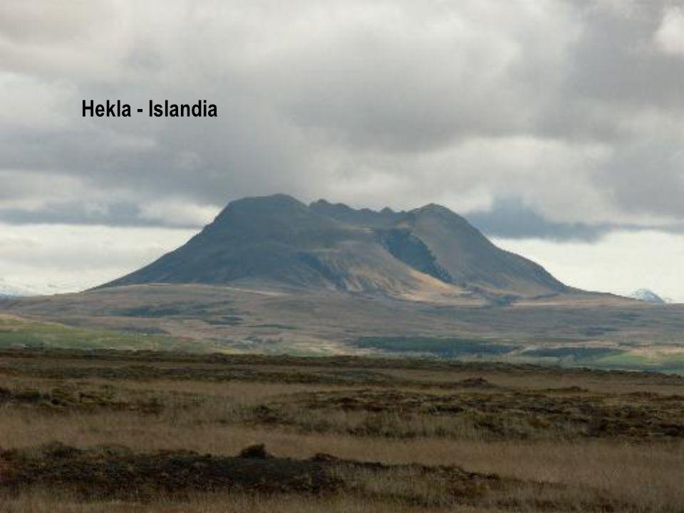 Hekla - Islandia