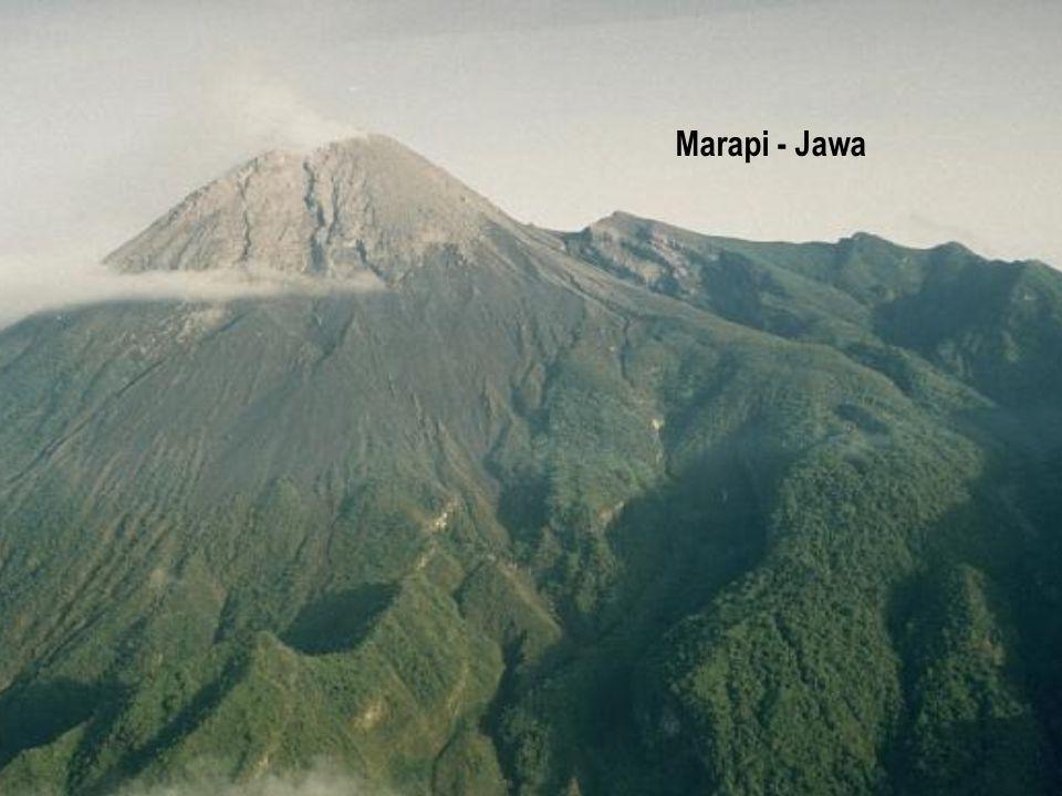 Marapi - Jawa