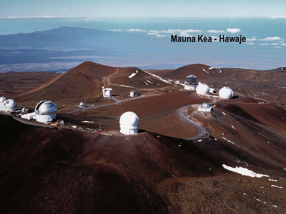 Mauna Kea - Hawaje