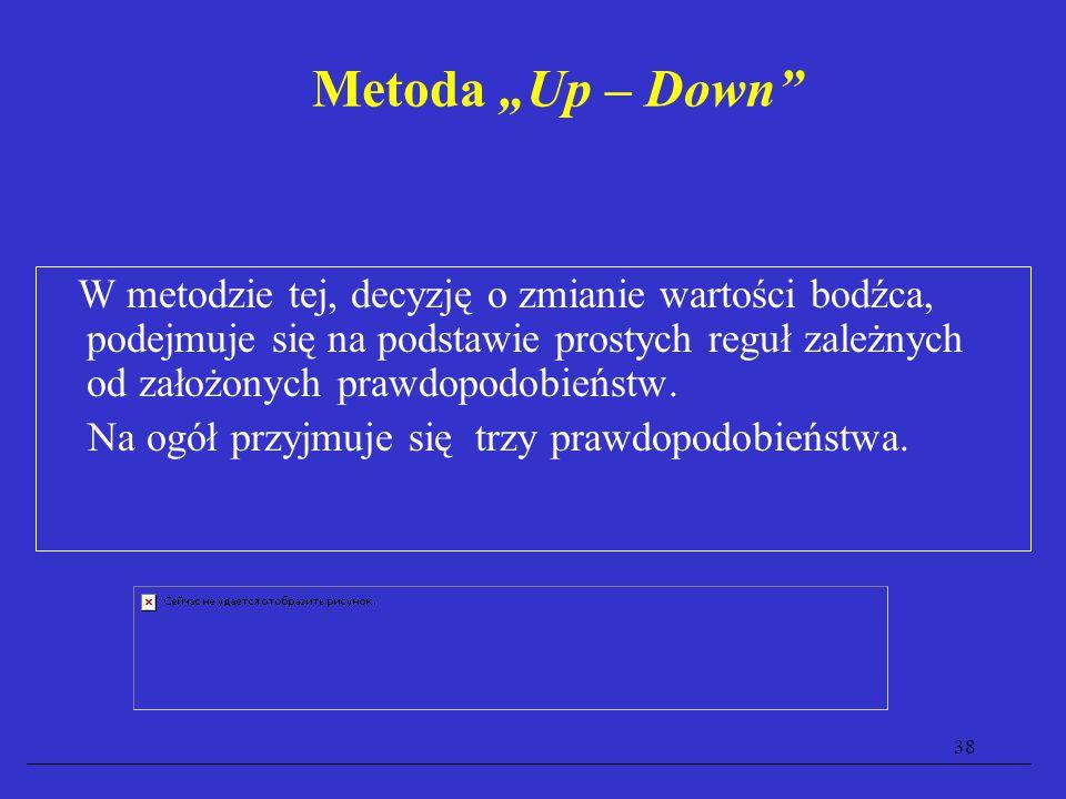 """Metoda """"Up – Down"""