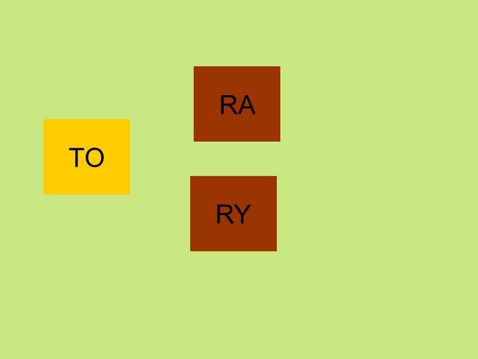 RA TO RY