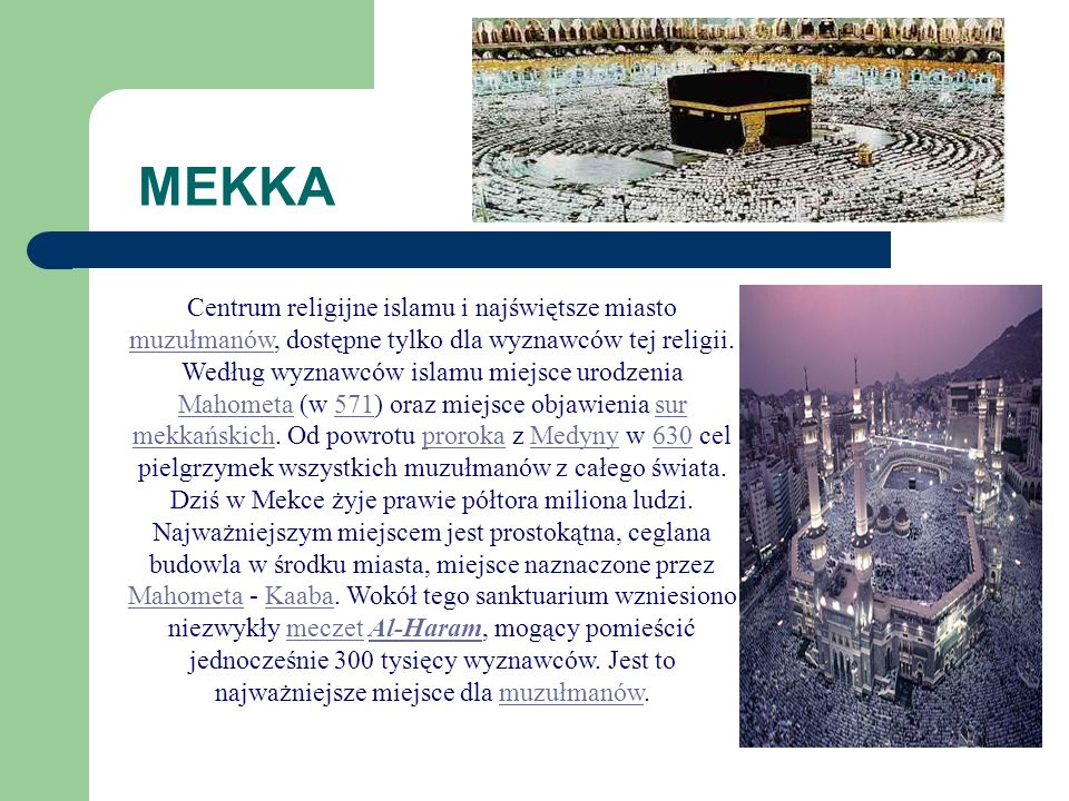 MEKKA