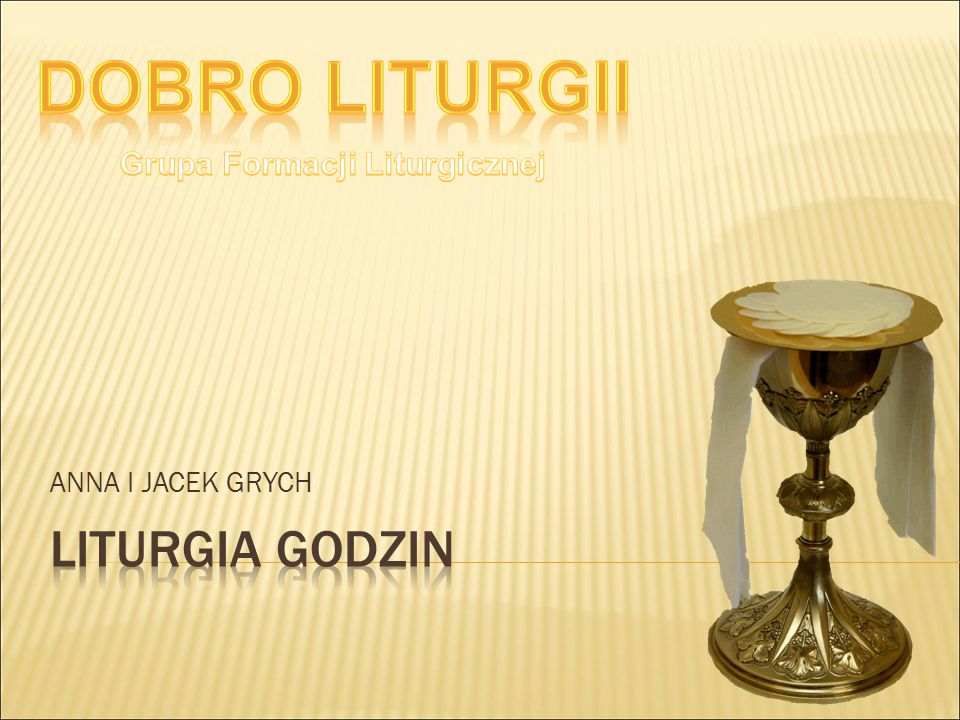 Grupa Formacji Liturgicznej
