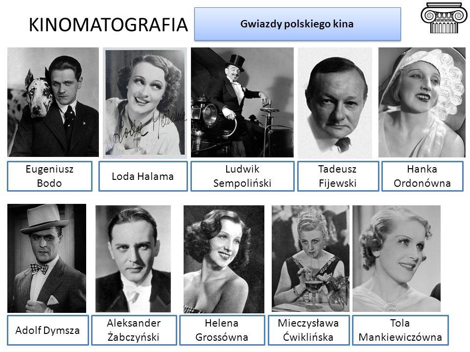 Gwiazdy polskiego kina