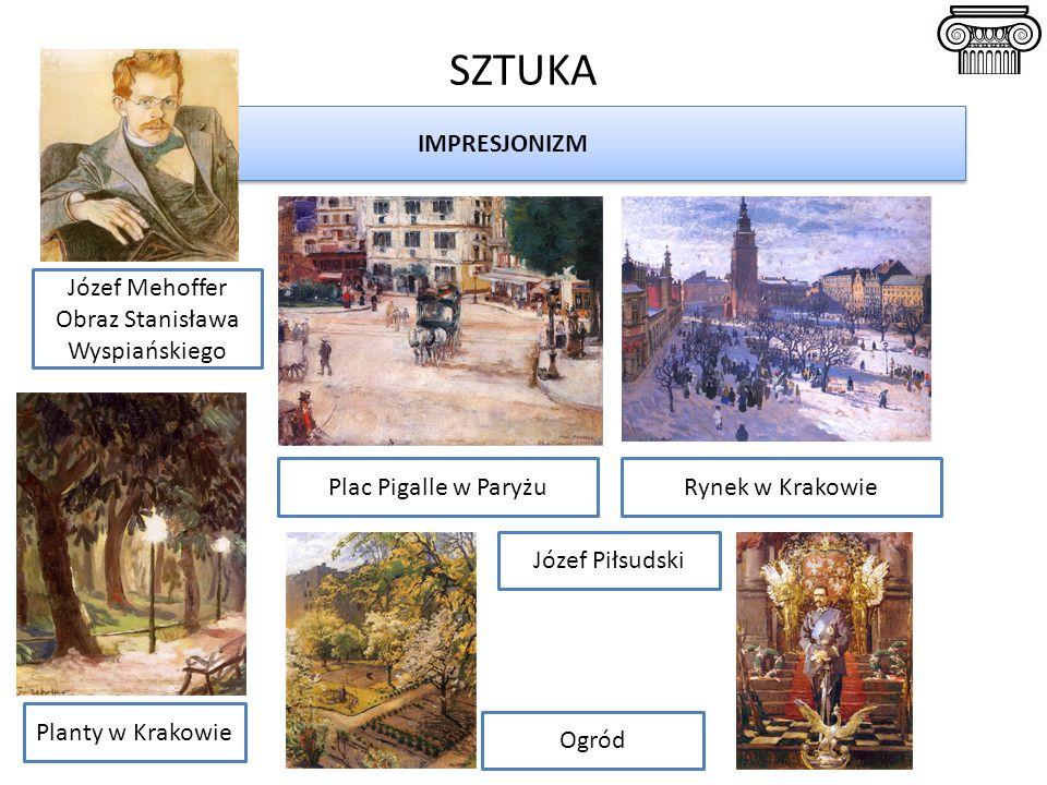 Obraz Stanisława Wyspiańskiego
