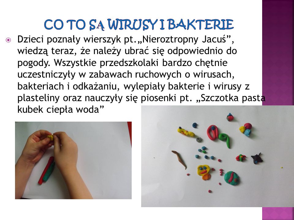 CO TO SĄ WIRUSY I BAKTERIE