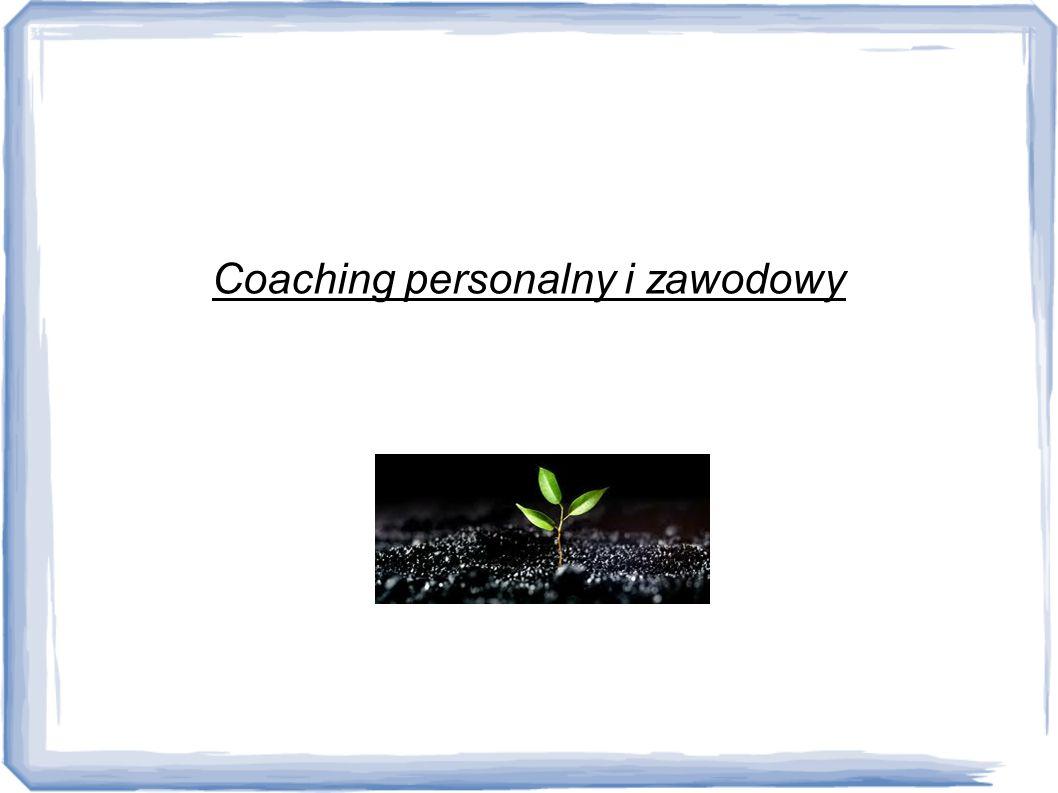Coaching personalny i zawodowy
