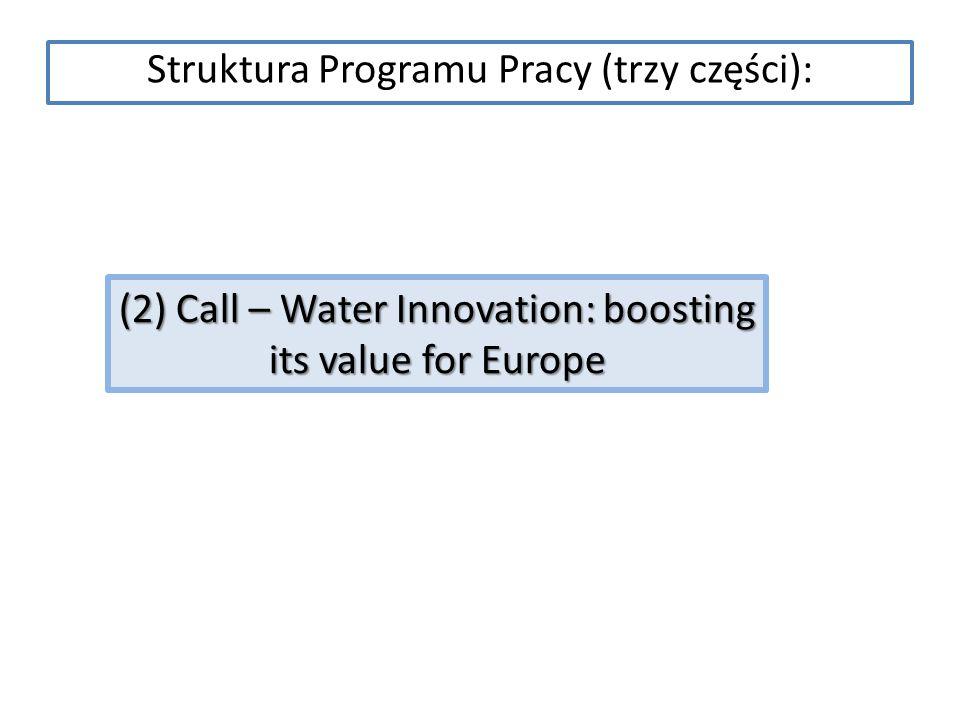 Struktura Programu Pracy (trzy części):