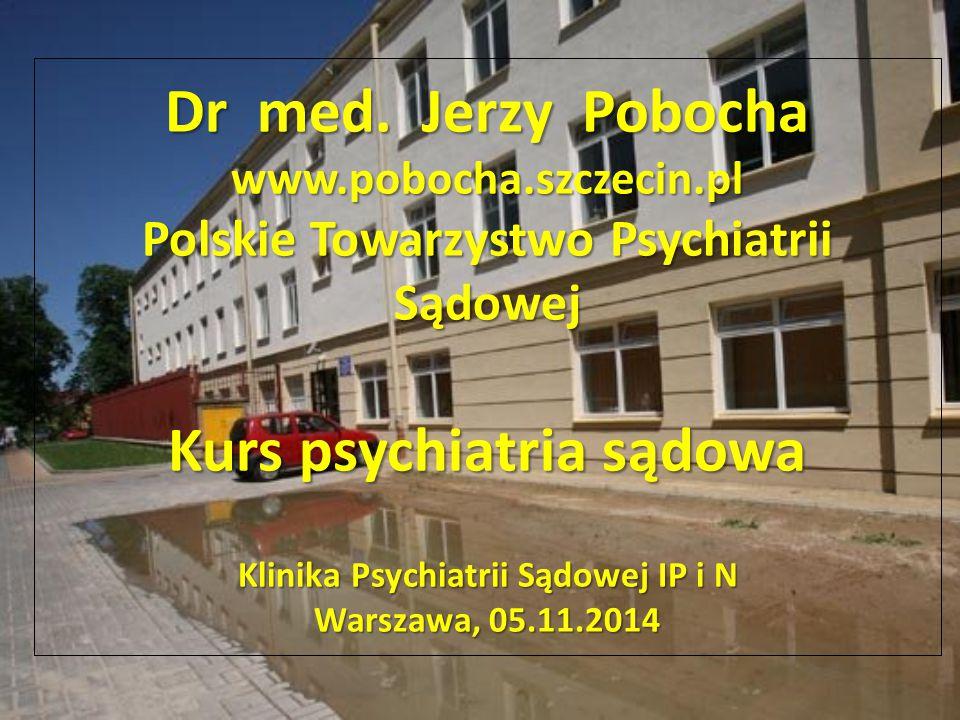 Dr med. Jerzy Pobocha www. pobocha. szczecin