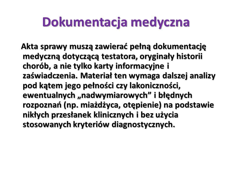 Dokumentacja medyczna