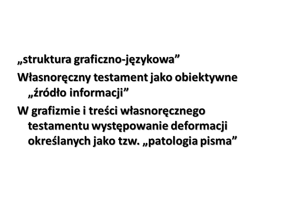 """""""struktura graficzno-językowa"""