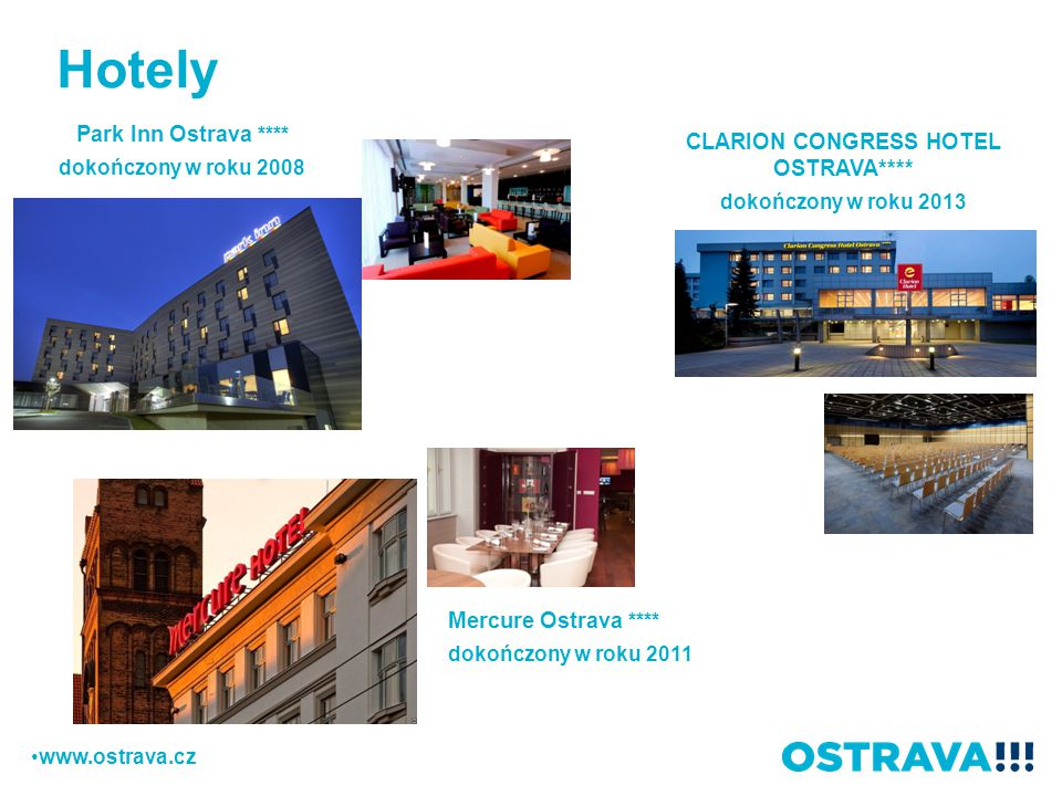CLARION CONGRESS HOTEL OSTRAVA****