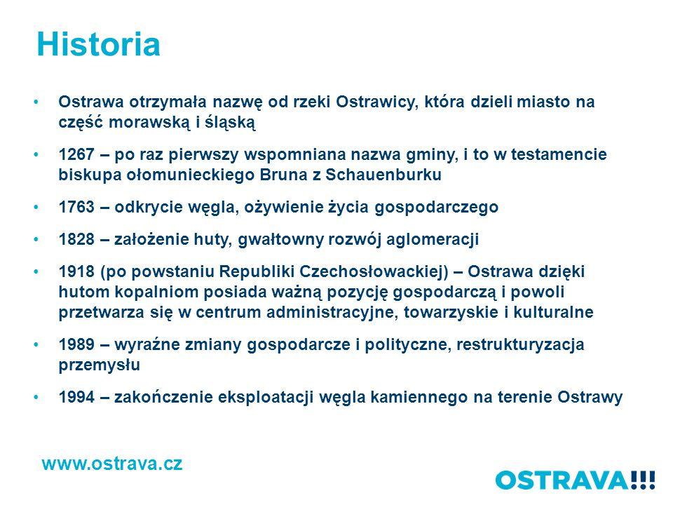 Historia www.ostrava.cz