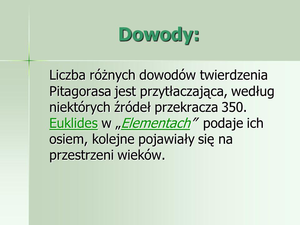 Dowody: