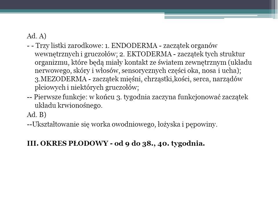 Ad. A)