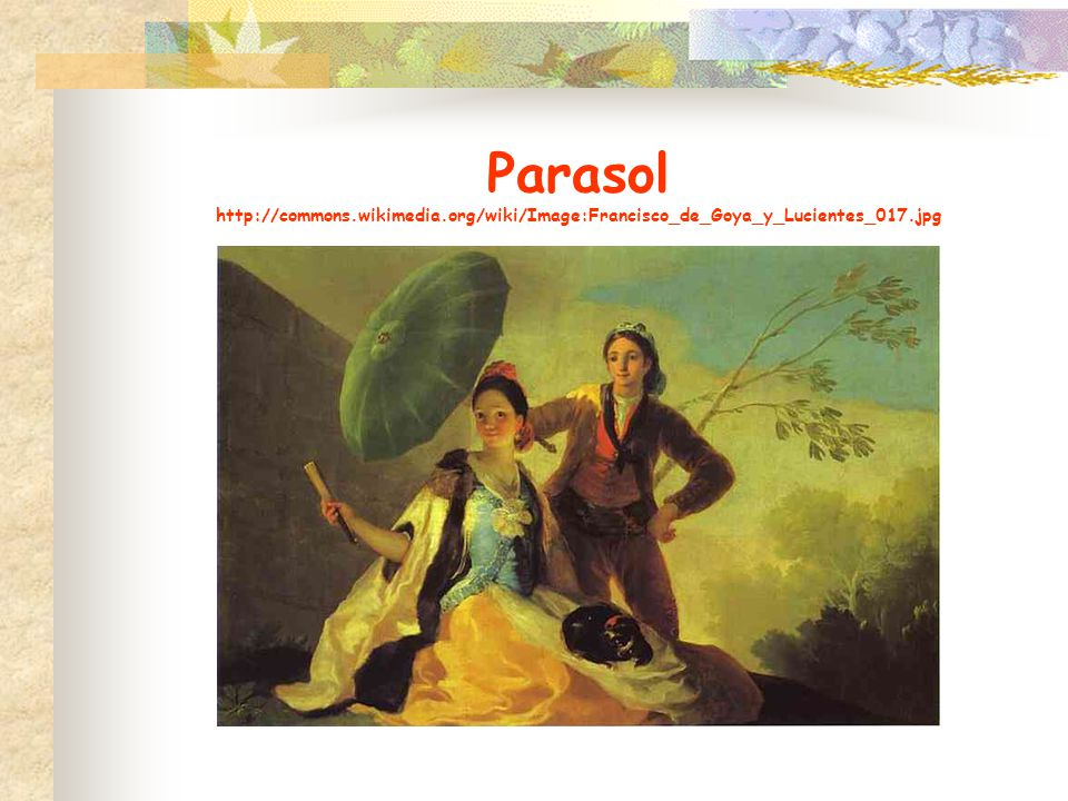 Parasol http://commons. wikimedia