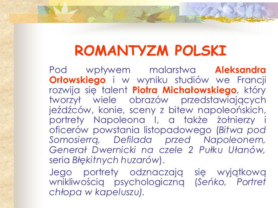 ROMANTYZM POLSKI