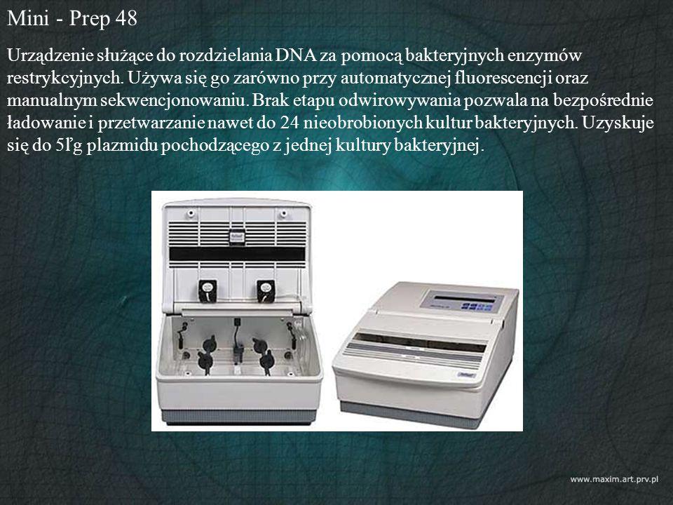 Mini - Prep 48