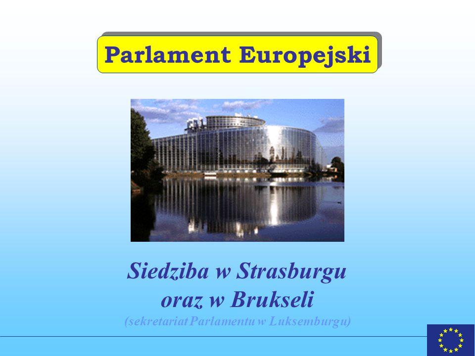 (sekretariat Parlamentu w Luksemburgu)