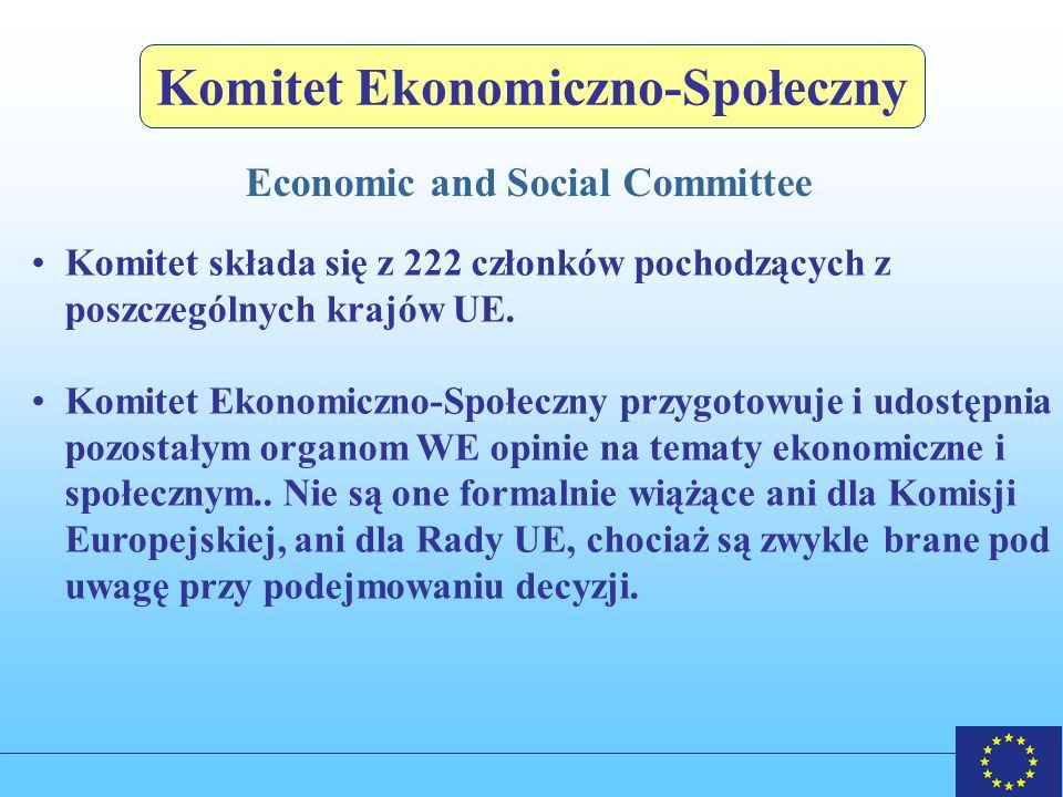 Komitet Ekonomiczno-Społeczny