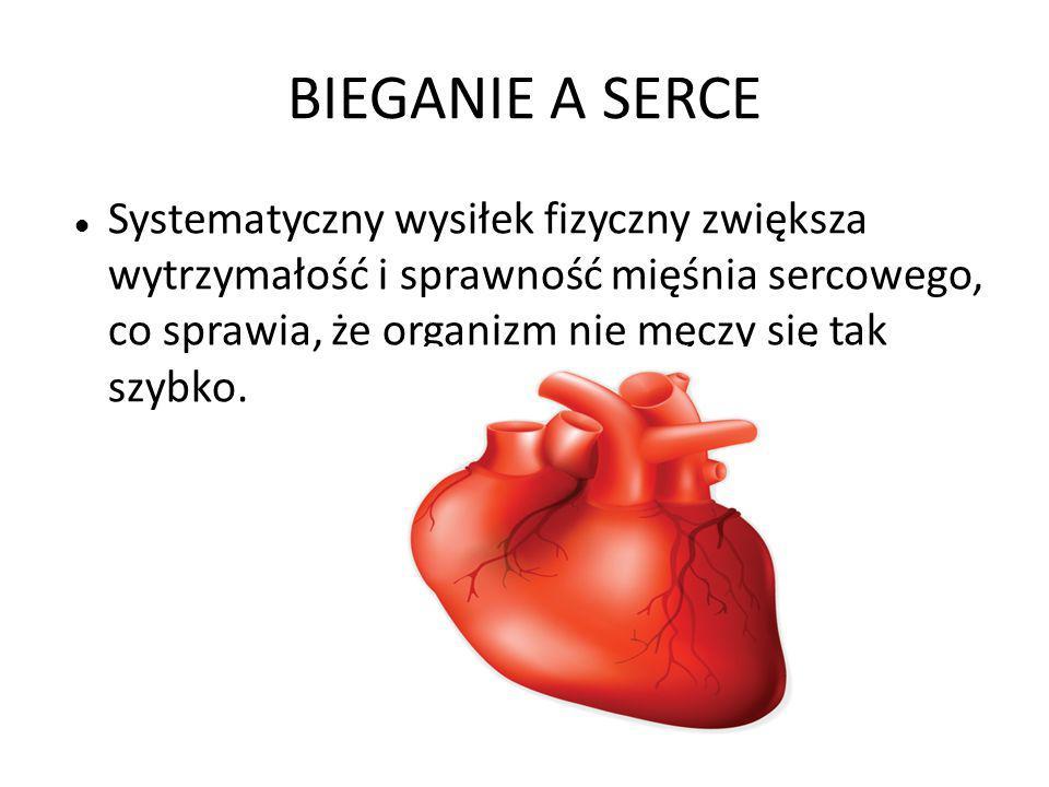 BIEGANIE A SERCE