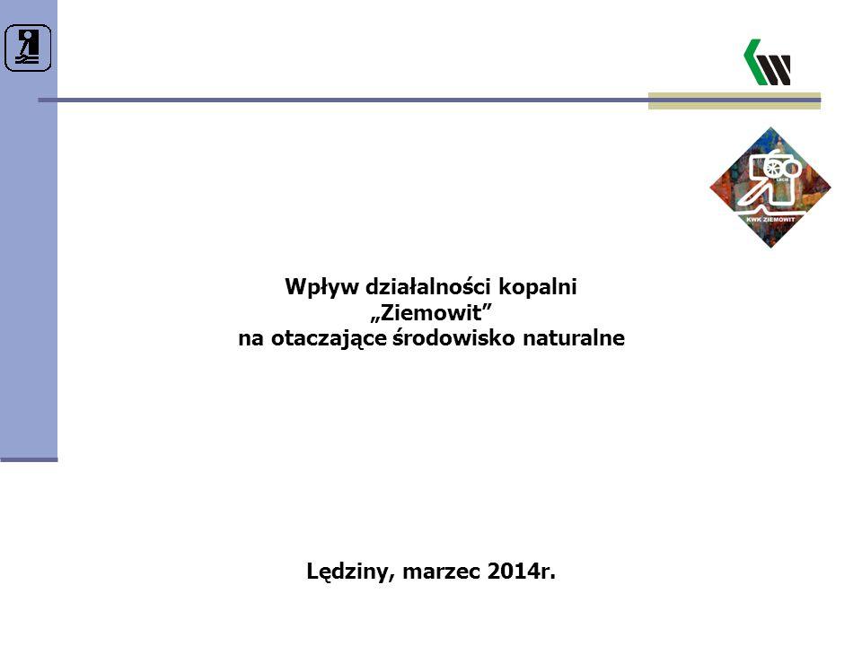 """Wpływ działalności kopalni """"Ziemowit"""