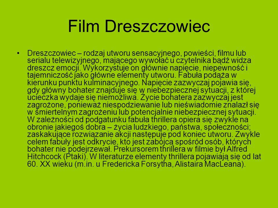 Film Dreszczowiec