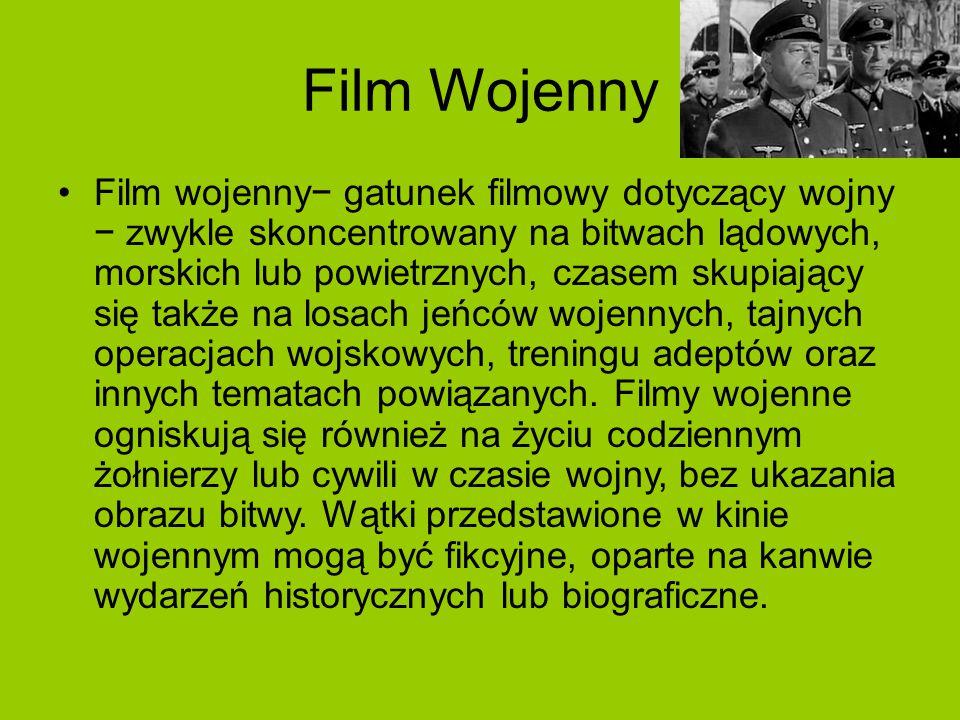 Film Wojenny