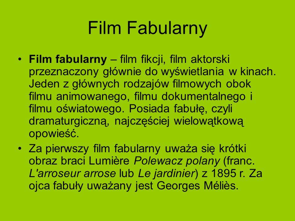Film Fabularny