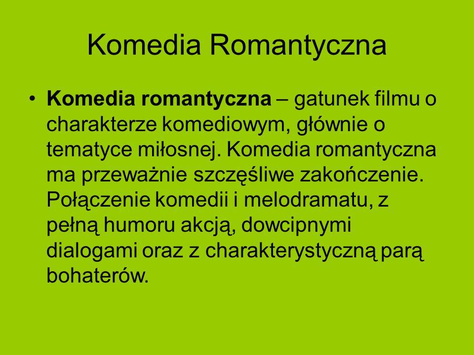 Komedia Romantyczna
