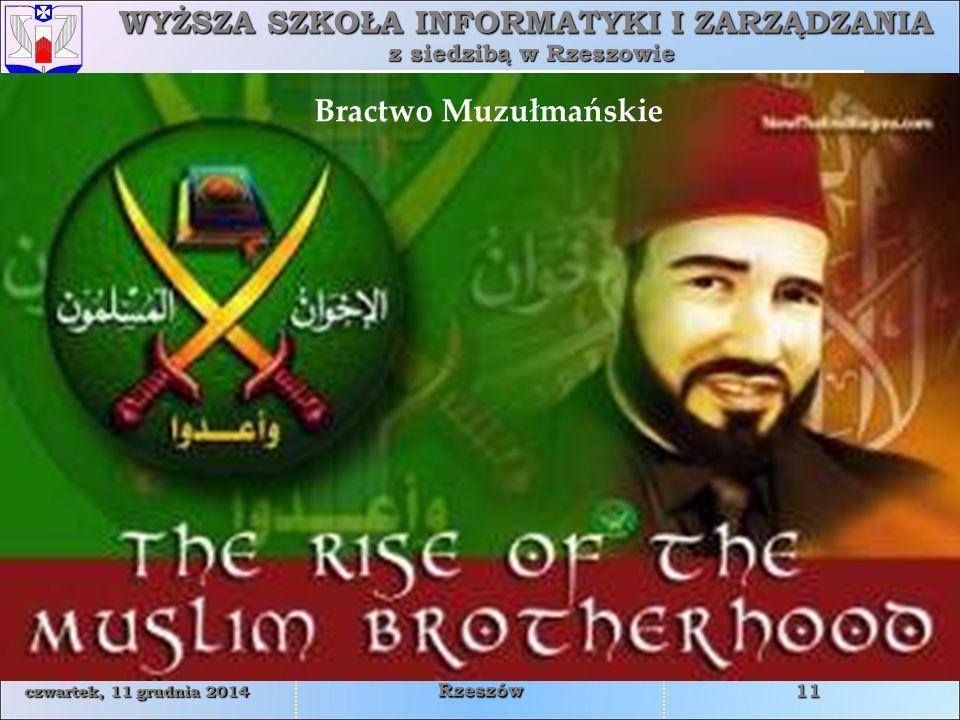 Bractwo Muzułmańskie
