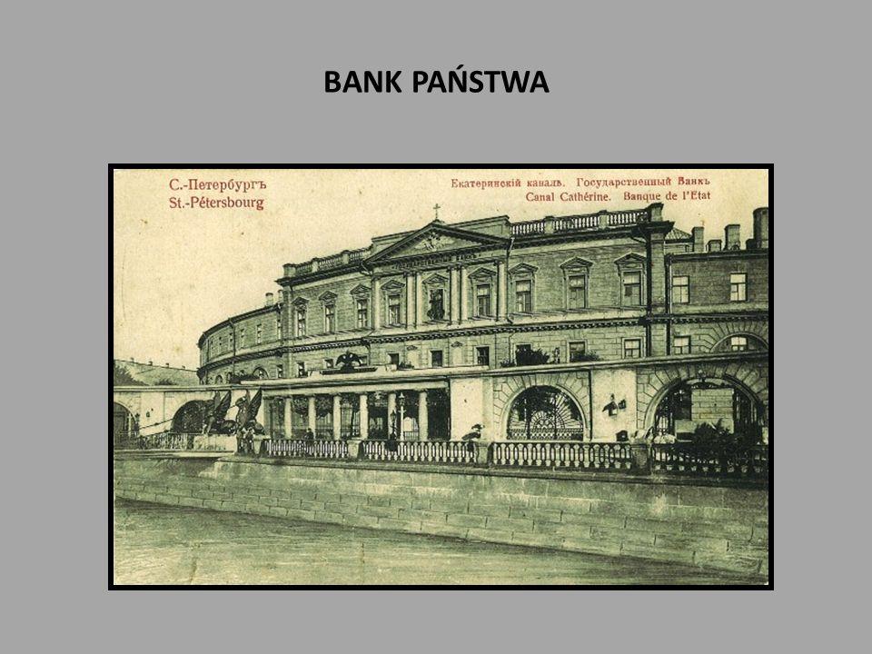 BANK PAŃSTWA