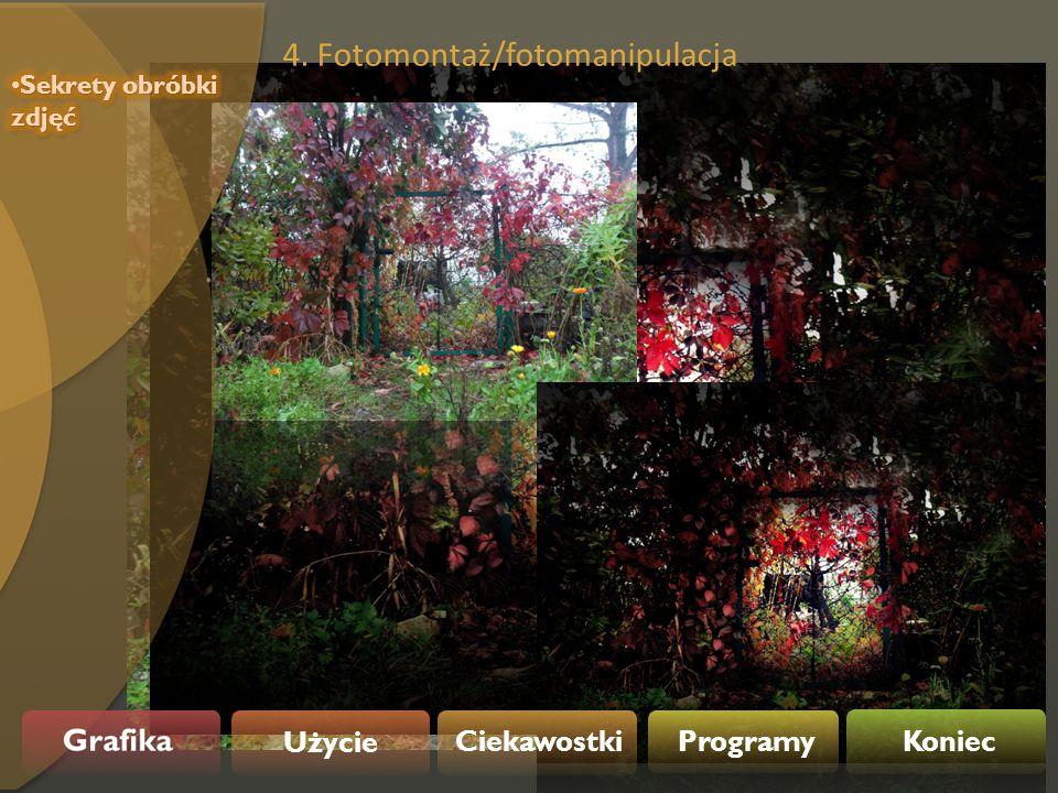 4. Fotomontaż/fotomanipulacja