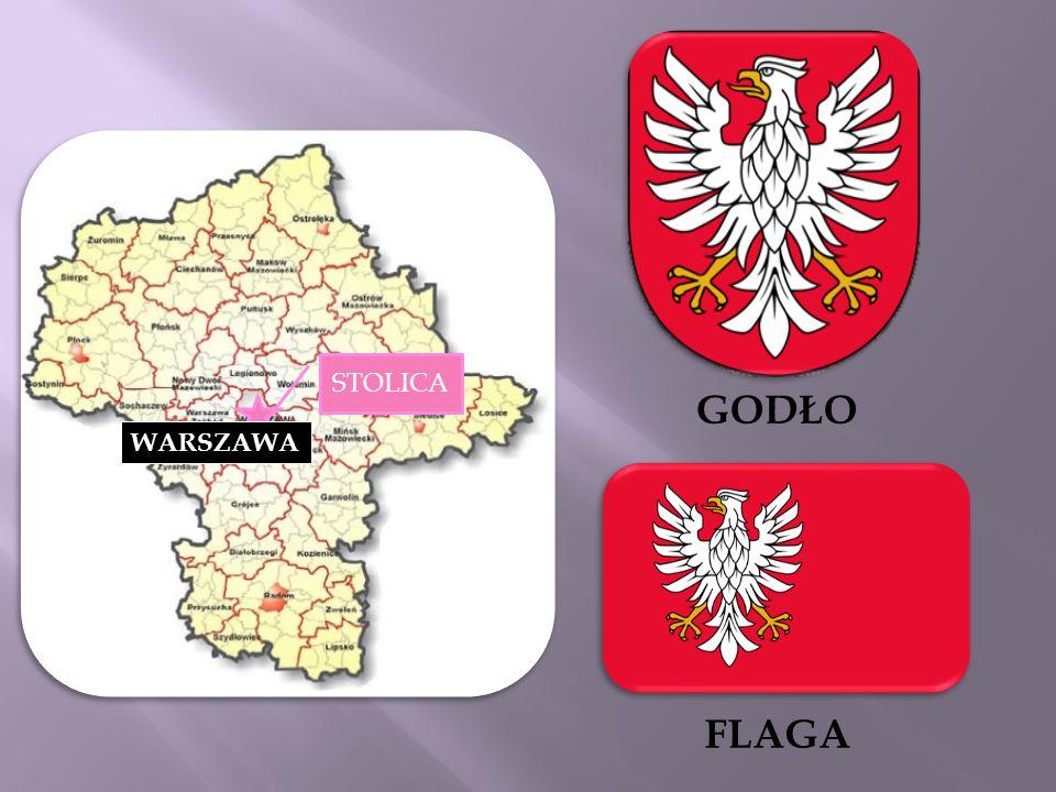 STOLICA GODŁO WARSZAWA FLAGA