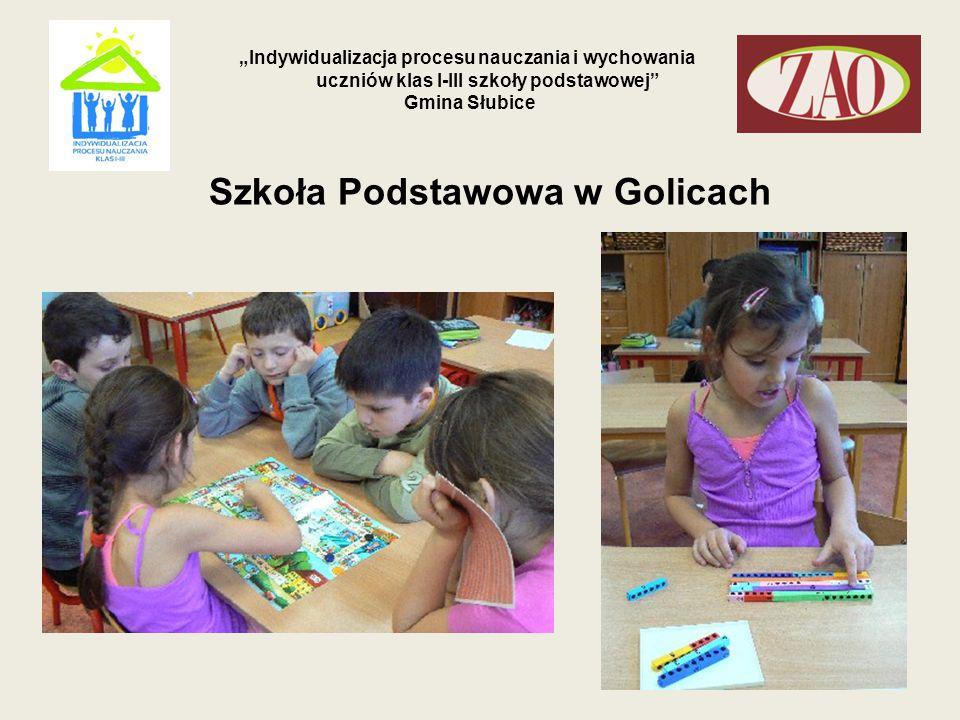 Szkoła Podstawowa w Golicach