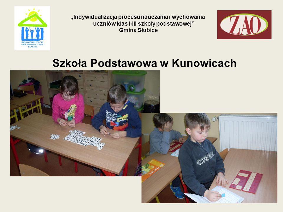 Szkoła Podstawowa w Kunowicach