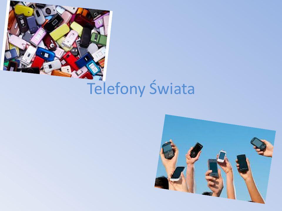 Telefony Świata