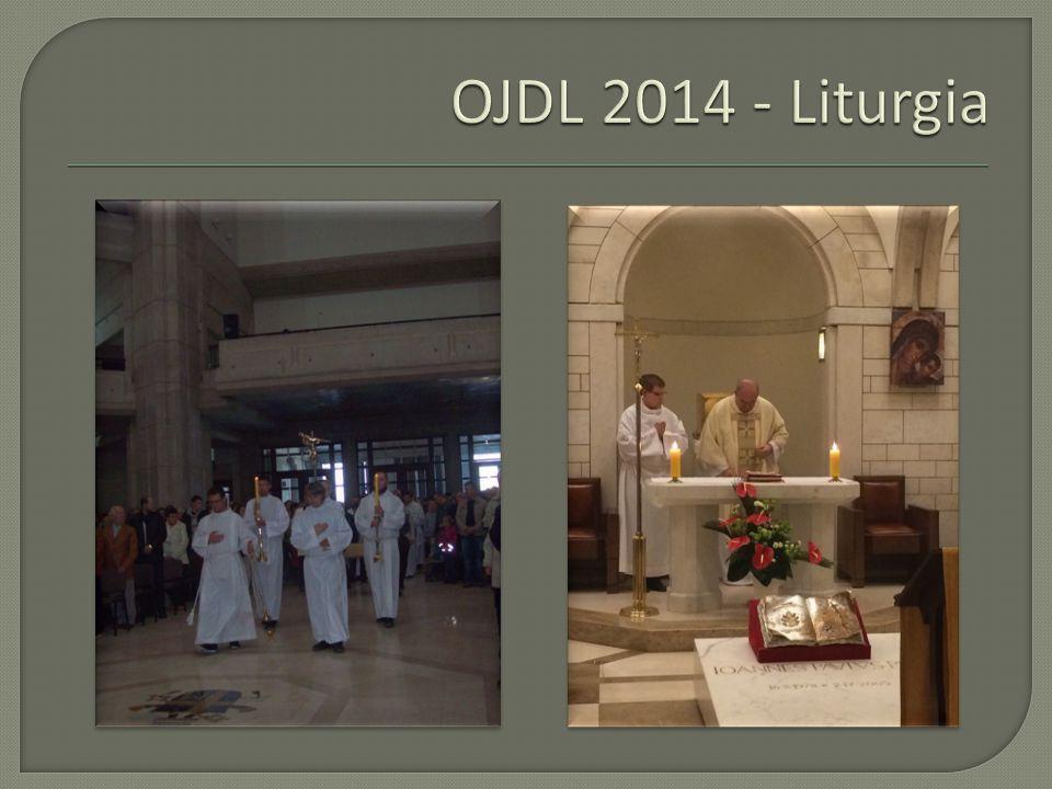 OJDL 2014 - Liturgia