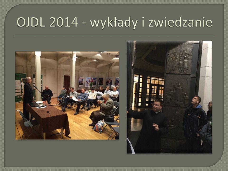 OJDL 2014 - wykłady i zwiedzanie