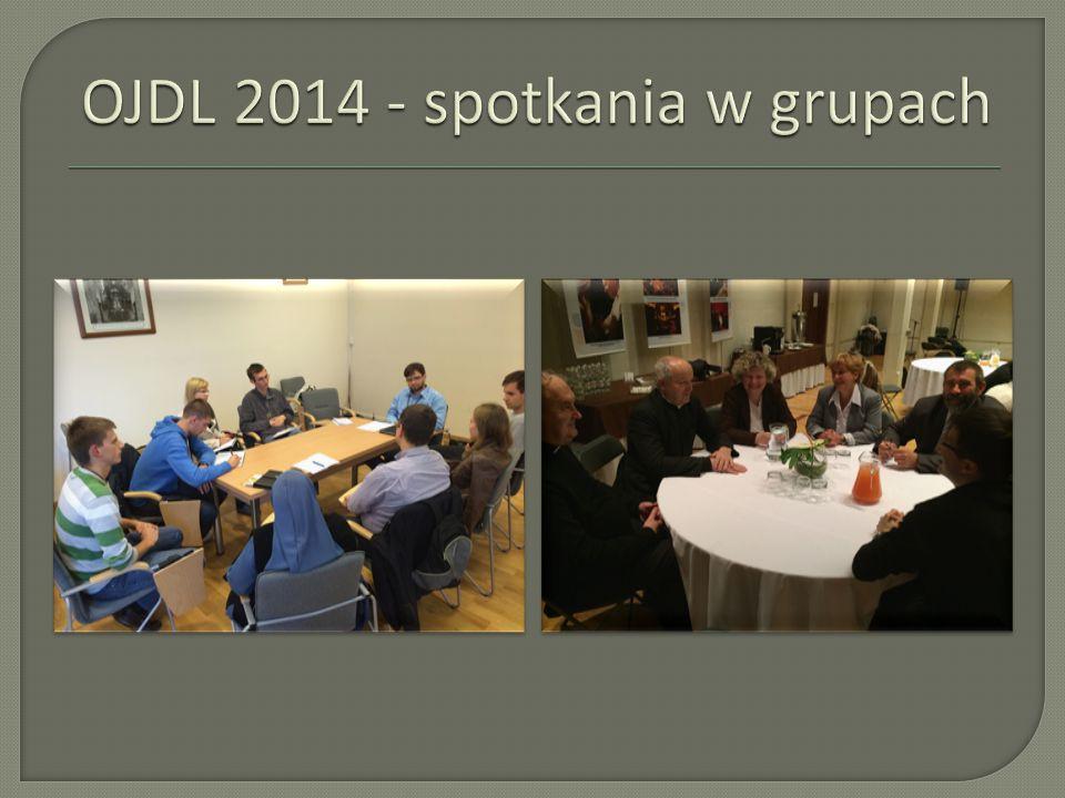 OJDL 2014 - spotkania w grupach