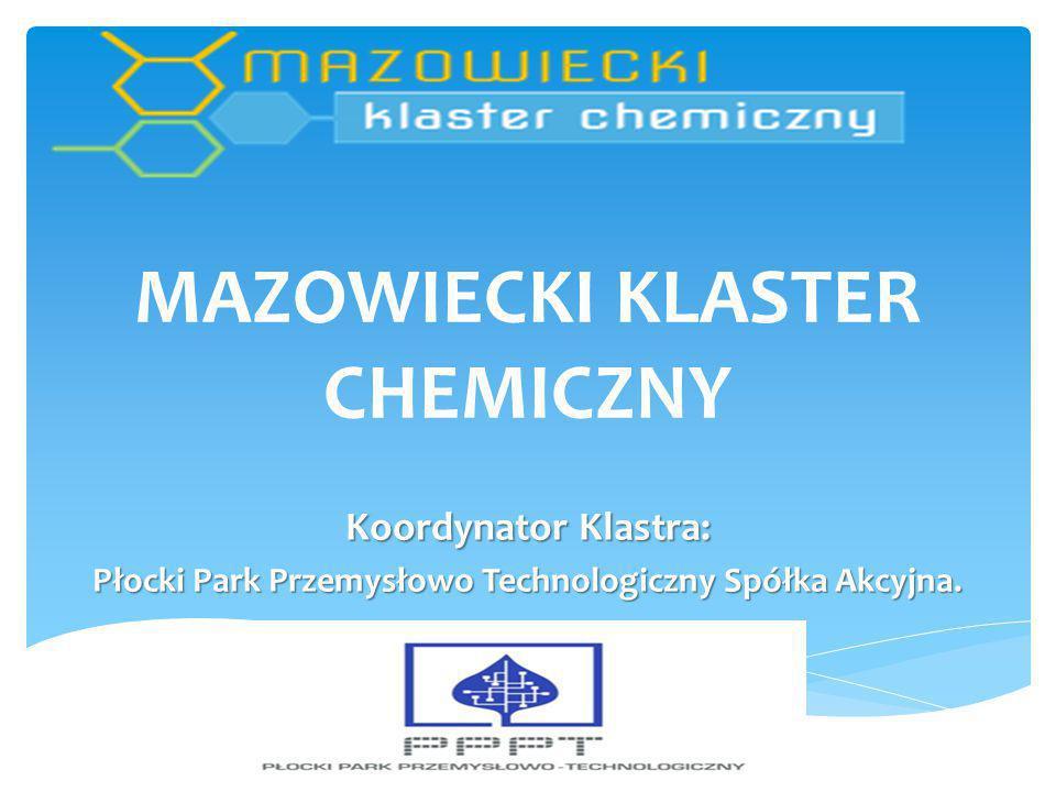 MAZOWIECKI KLASTER CHEMICZNY