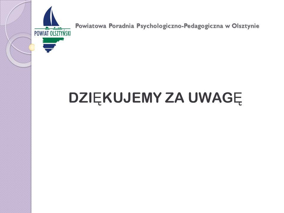 Powiatowa Poradnia Psychologiczno-Pedagogiczna w Olsztynie