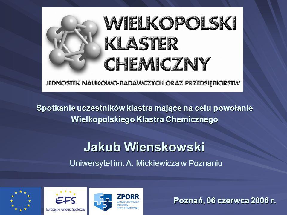 Spotkanie uczestników klastra mające na celu powołanie Wielkopolskiego Klastra Chemicznego