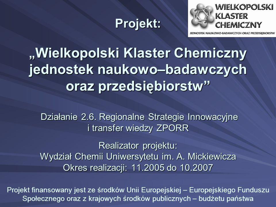Wydział Chemii Uniwersytetu im. A. Mickiewicza