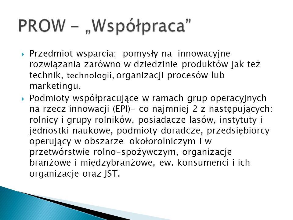 """PROW - """"Współpraca"""